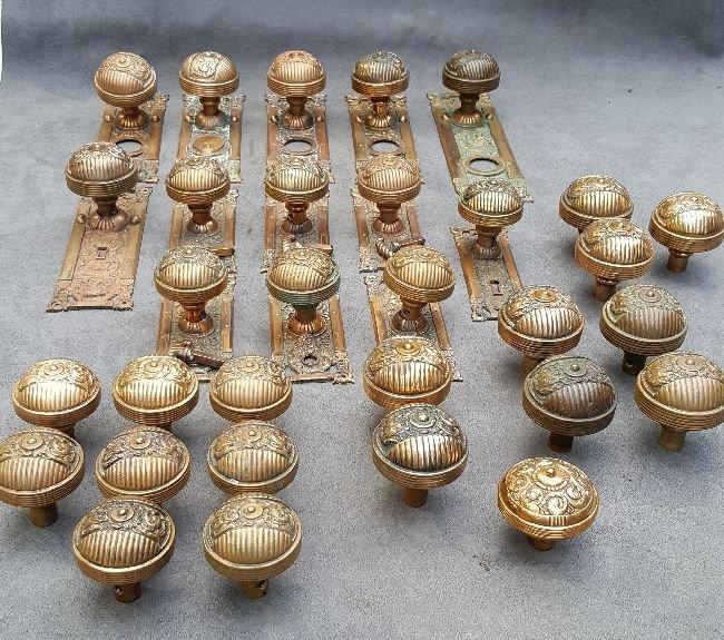 Large Lot of Columbian Hardware - 7