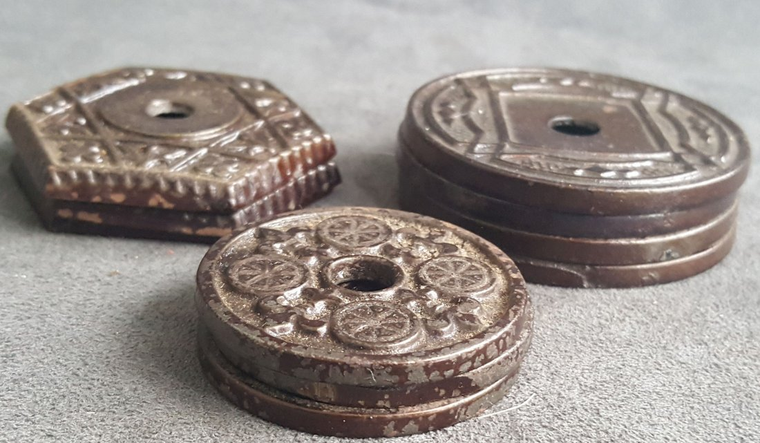 Chandelier Hook Ceiling Plates