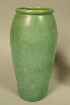 BYBEE POTTERY American Arts & Crafts Pottery Vase