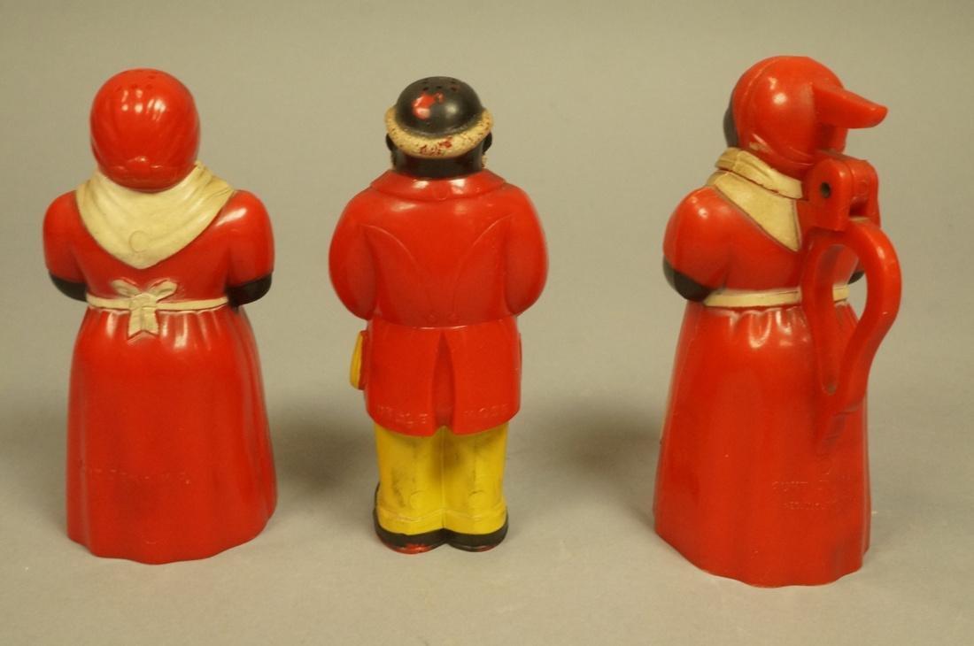 Set 3 FNF MOLDEN WORKS Aunt Jemina Figures. Salt - 2