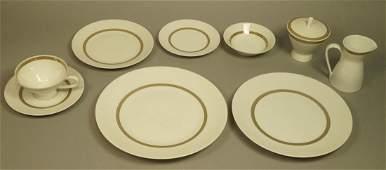 71pc ROSENTHAL Studio Line Dinnerware Set Metall