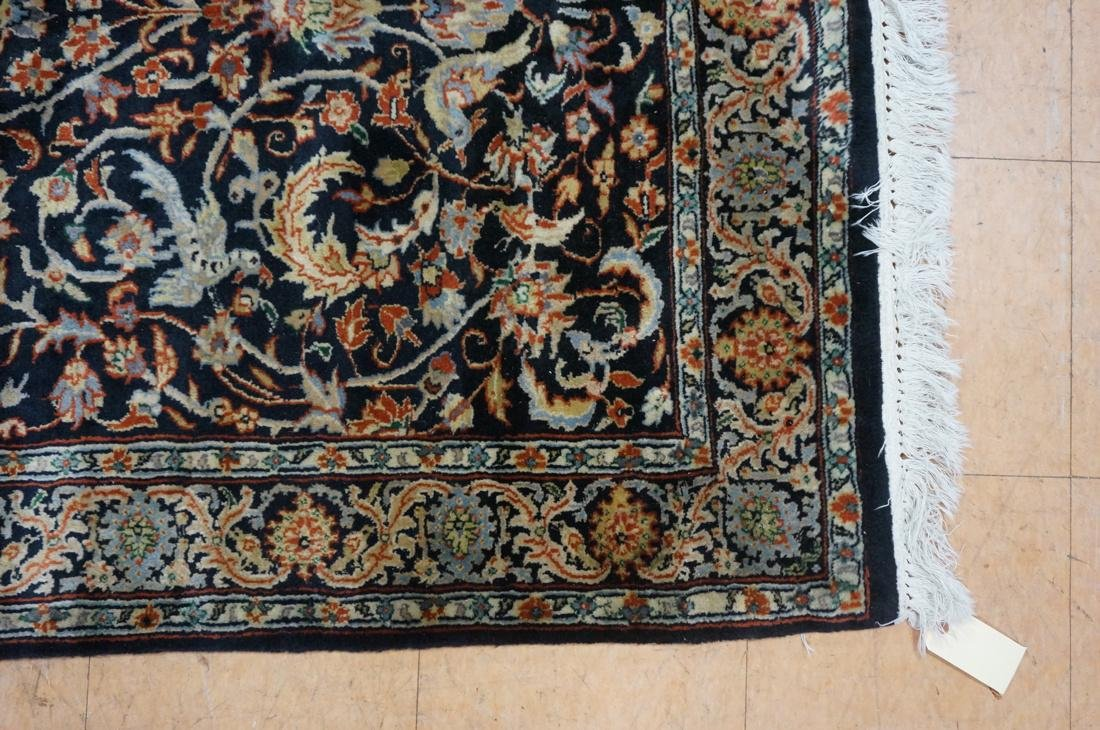 5'11 x 3'11 Oriental Carpet Rug .  Floral with da - 2