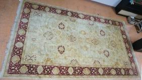 17'3 x 10'2 Handmade Oriental Carpet rug.  Oushak