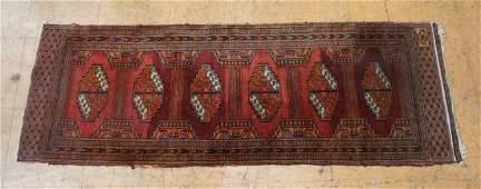 110 x 56  Handmade Oriental Carpet Rug runner
