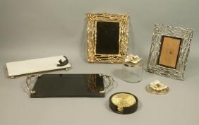 7 pc MICHAEL ARAM Table Wear Decorative Accessori