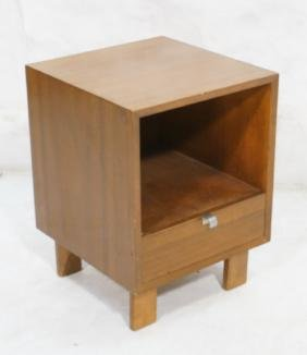 George Nelson Herman Miller Cube Side Table. Mode