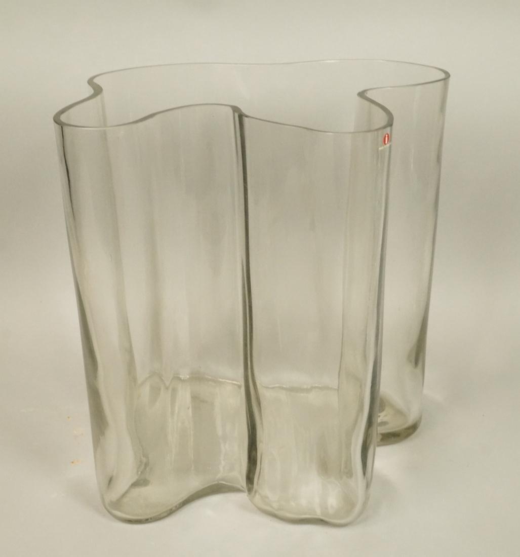 Iittala finland alvar aalto art glass vase 115 iittala finland alvar aalto art glass vase reviewsmspy
