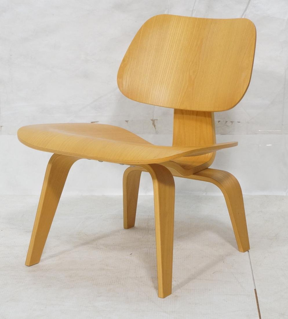 & HERMAN MILER by CHARLES EAMES LCW Lounge Chair. L