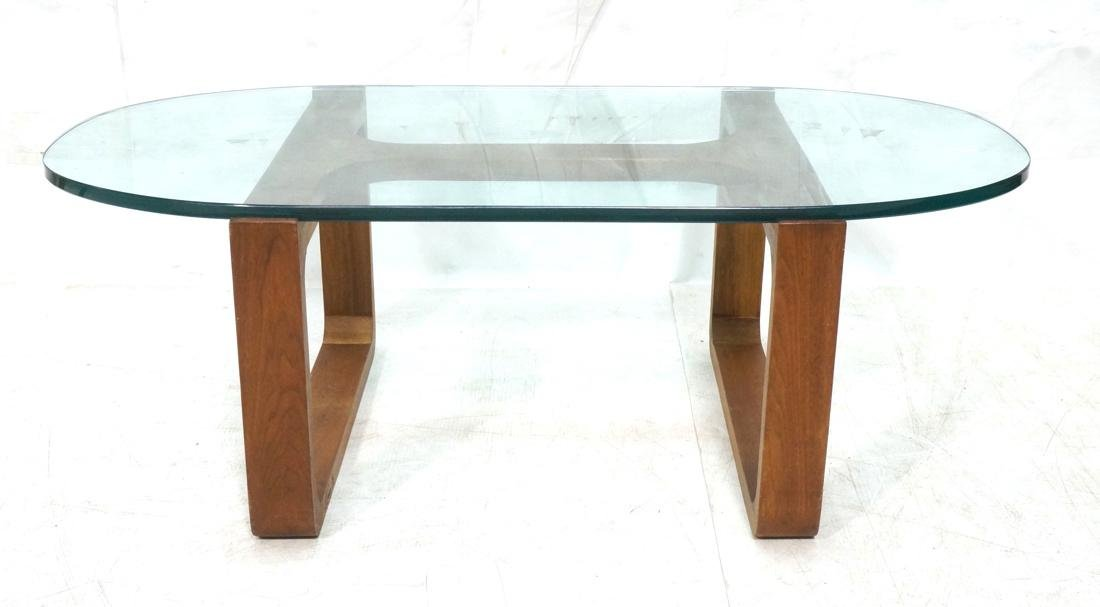Camp 76 glass top modern coffee table wide fred camp 76 glass top modern coffee table wide geotapseo Image collections