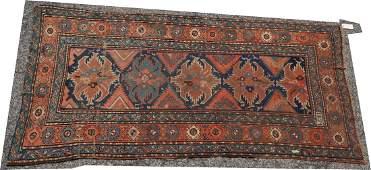 82 x 310 Handmade Caucasian Oriental Carpet  R