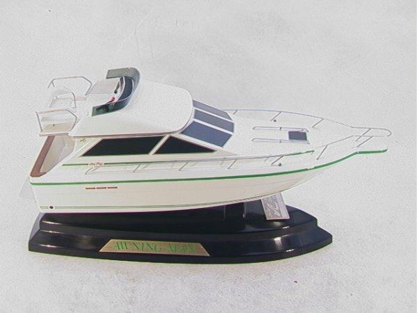 2004: SEA RAY Motor Boat Model AWNING MAN. Plastic ship