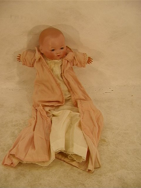 2017: A.M. Antique Bisque German Baby Doll. ARMAND MARS