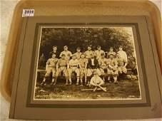 2034: Delmarva 1931 Baseball Championship Photograph. 8