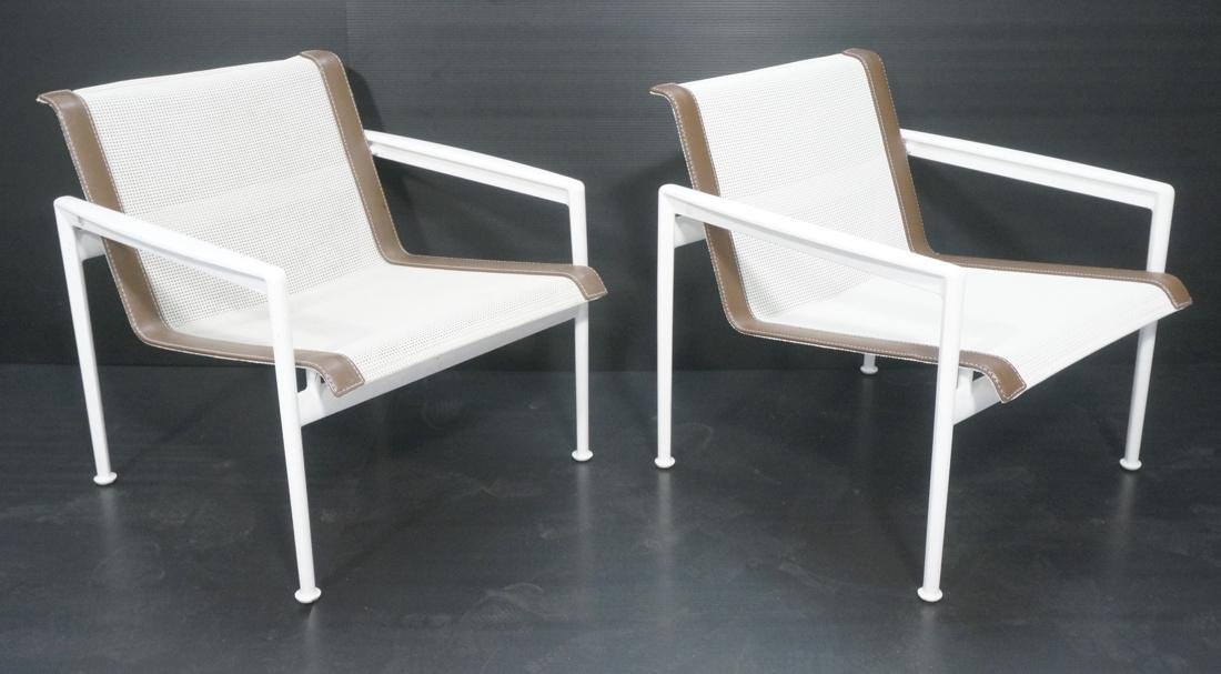 Pr RICHARD SCHULTZ Patio Outdoor Lounge Chairs. C