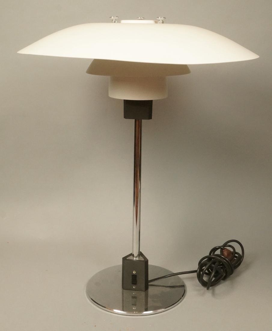 Danish LOUIS POULSEN PH Table Lamp. White Matte L