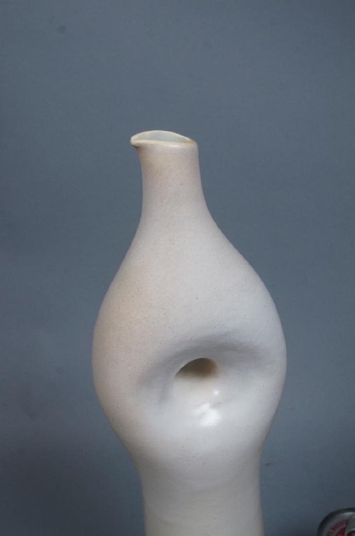 SUZANNE RAMIE Ceramic Tall Vase. MADOURA. Moderni - 3