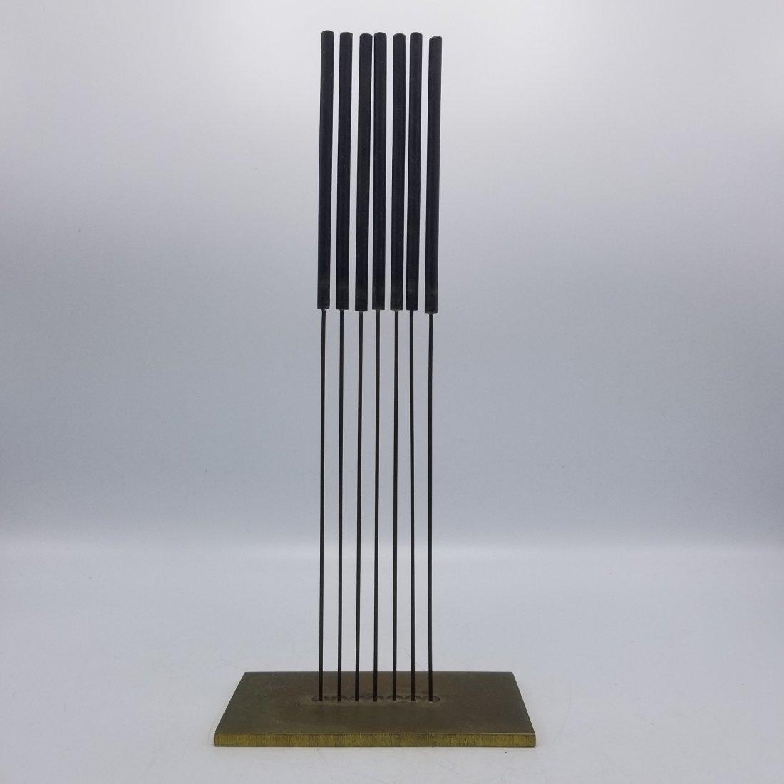 HARRY BERTOIA Sonambient Bronze Sculpture Authenticated