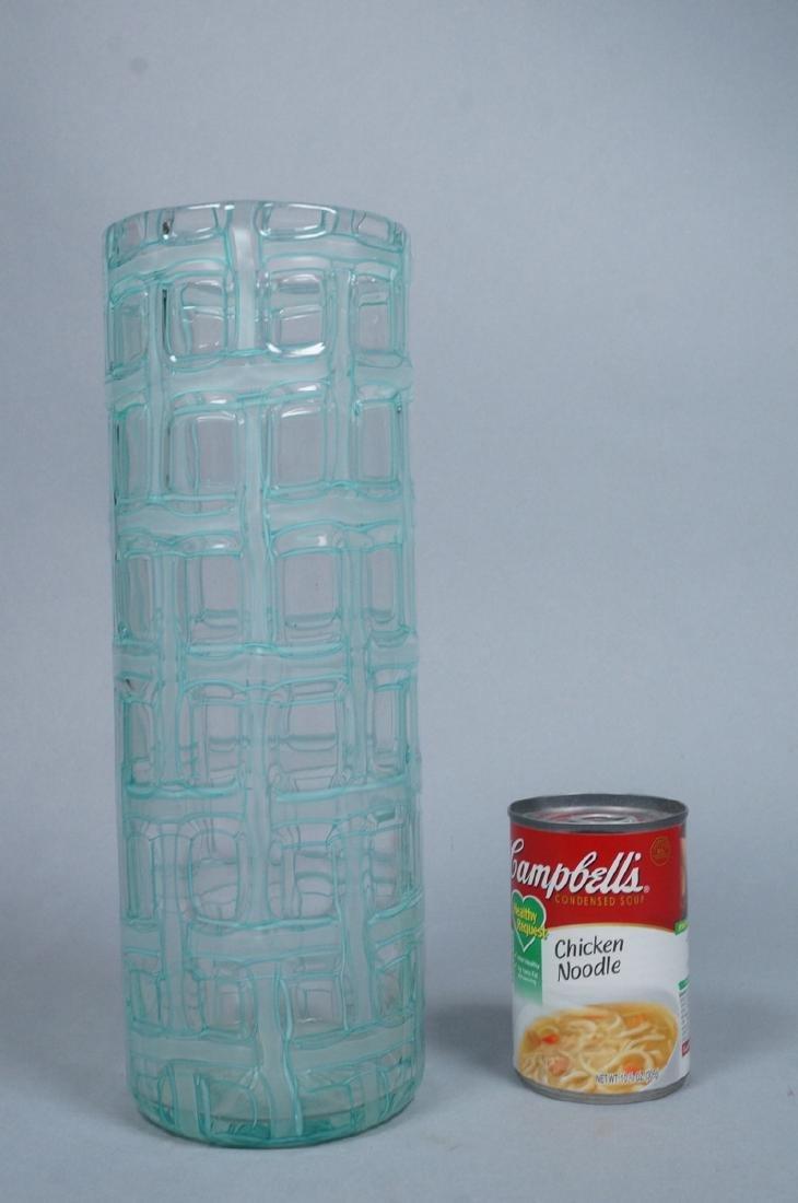 Ercole Barovier Attributed Vase.  Italian Modern - 3