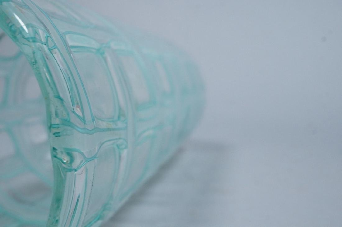 Ercole Barovier Attributed Vase.  Italian Modern - 5