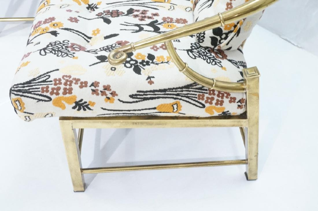 Pr MASTERCRAFT Asian Form Lounge Chairs. Modern b - 2