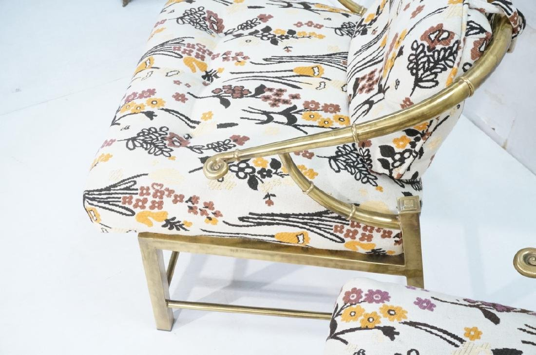 Pr MASTERCRAFT Asian Form Lounge Chairs. Modern b - 4