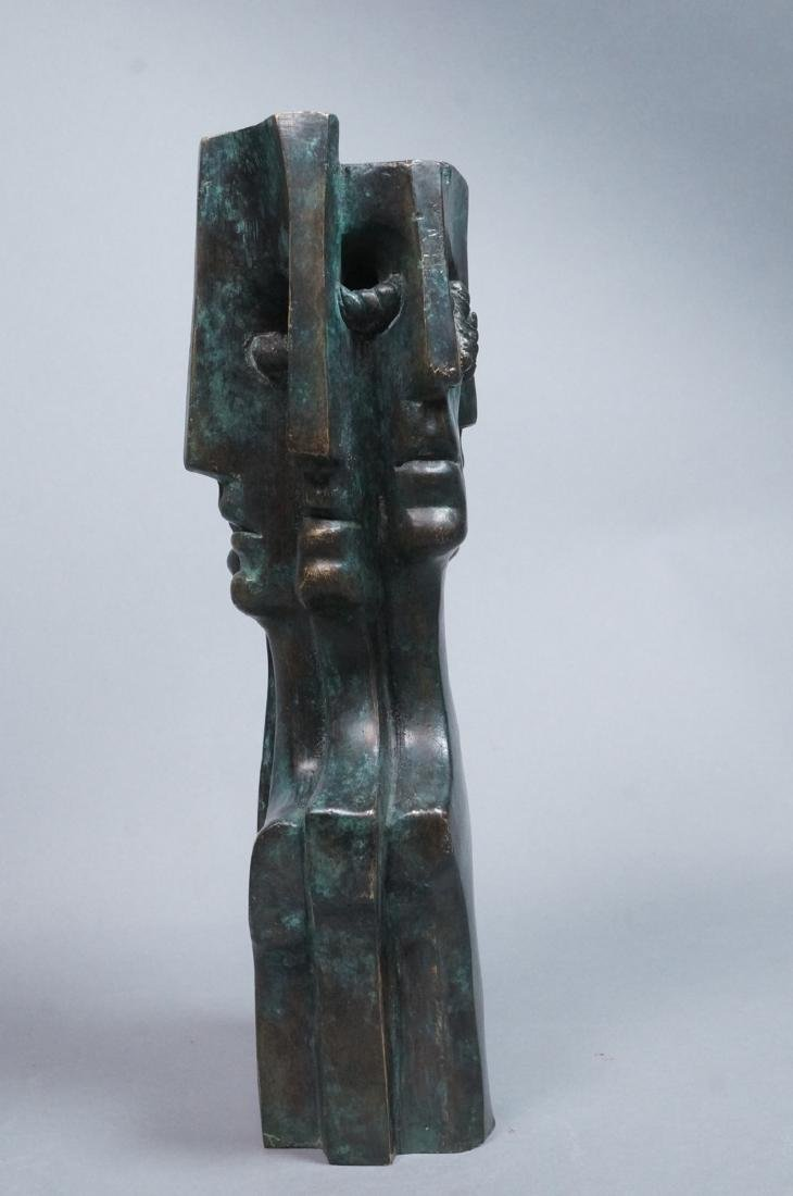 After LEONORA CARRINGTON  Bronze Figural Sculptur - 2