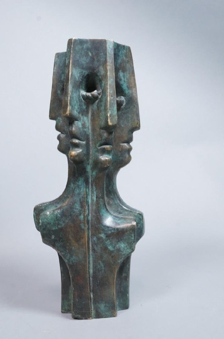 After LEONORA CARRINGTON  Bronze Figural Sculptur - 3