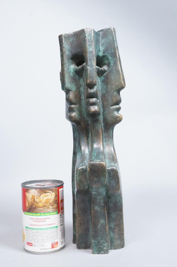 After LEONORA CARRINGTON  Bronze Figural Sculptur - 4