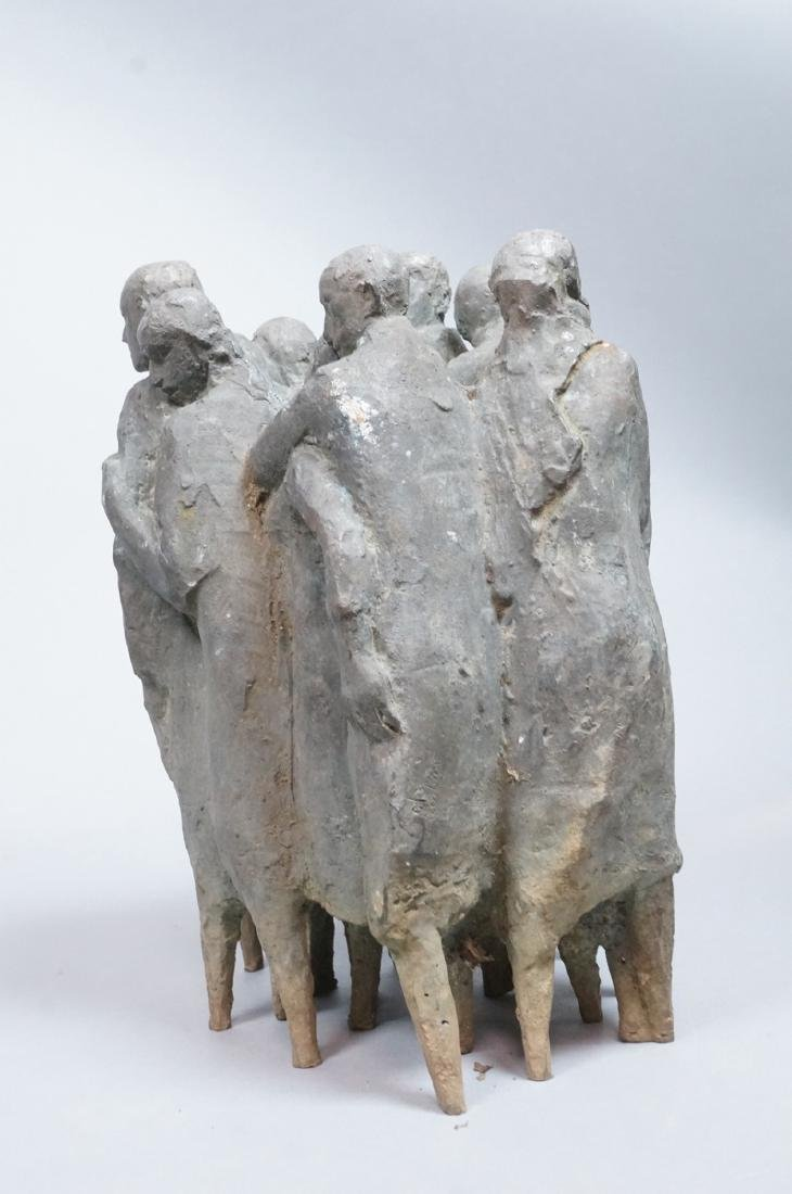 Nat Neujean Bronze Sculpture - Deportation - 2/6 - 5