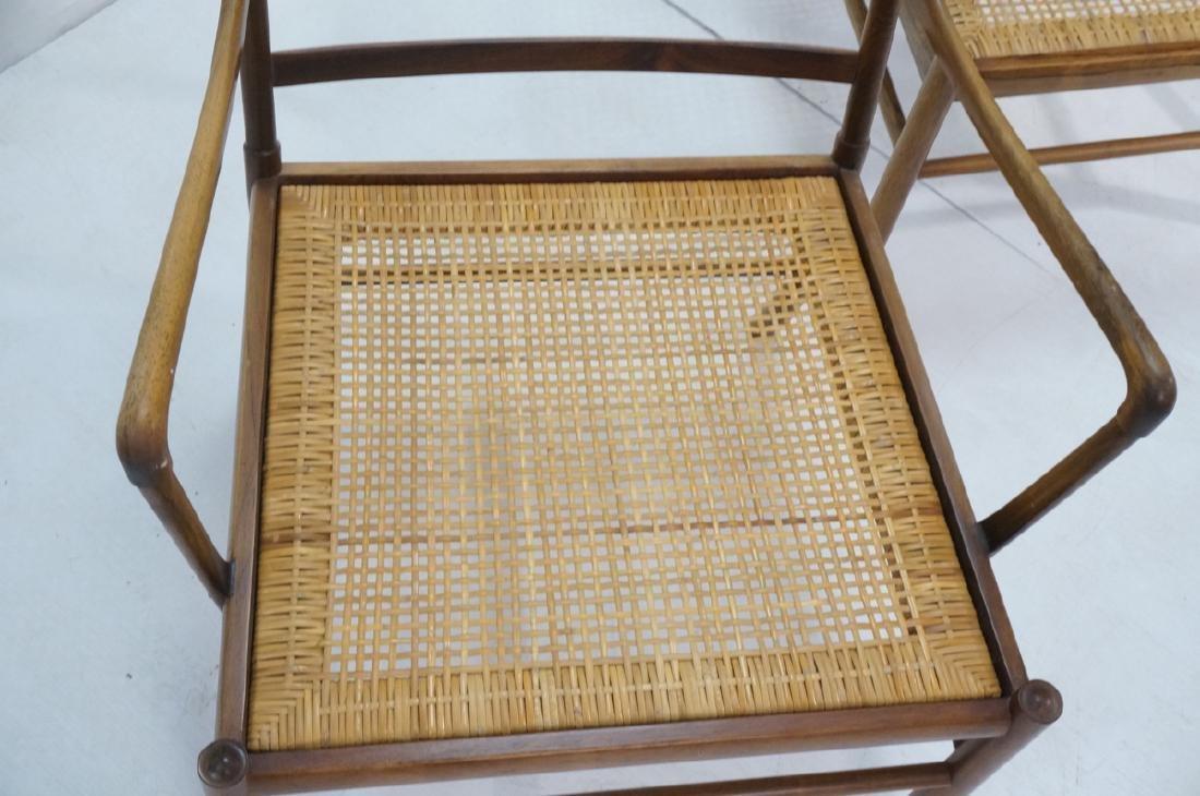 Pr OLE WANSCHER Rosewood Lounge Chairs. Danish Mo - 8