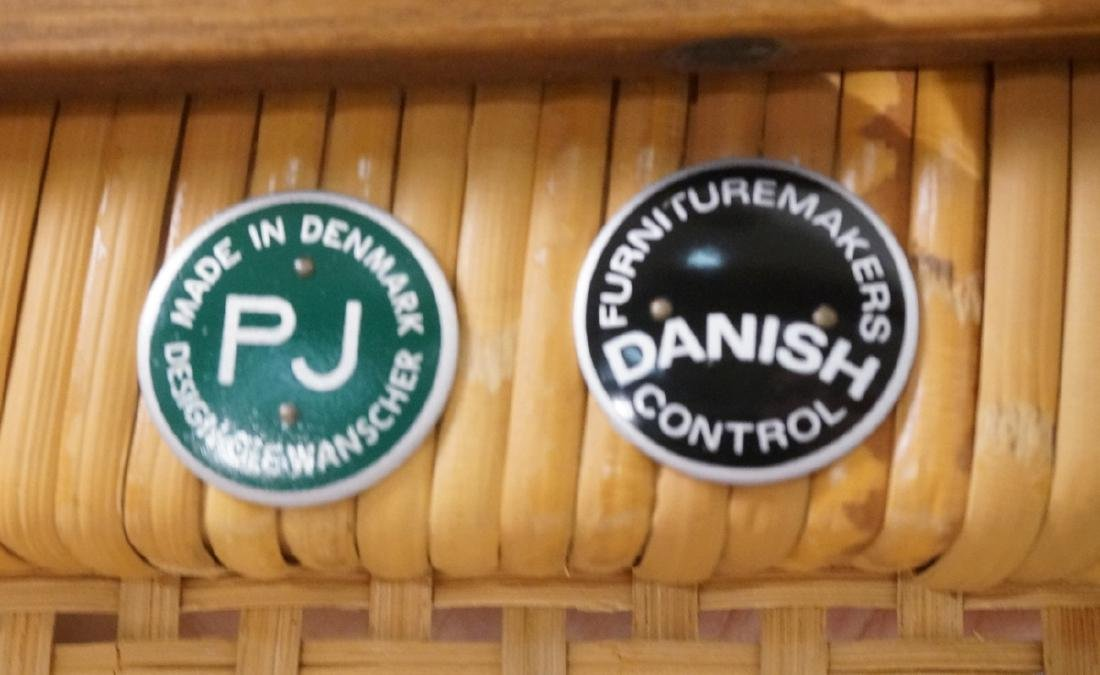 Pr OLE WANSCHER Rosewood Lounge Chairs. Danish Mo - 6