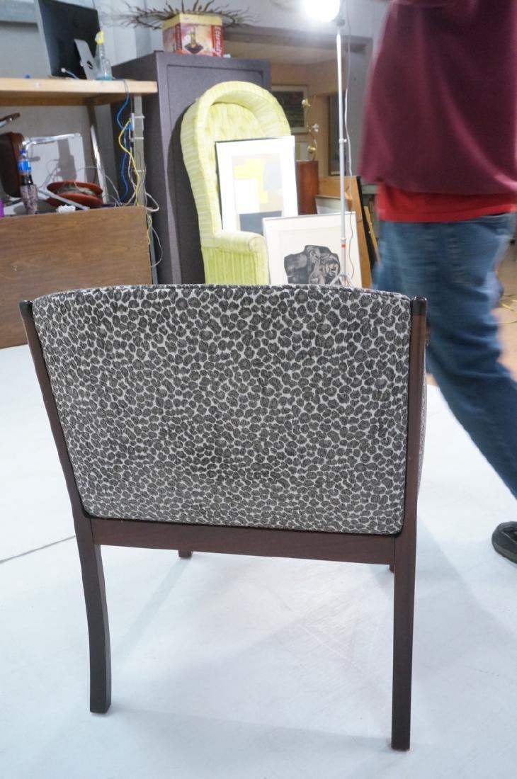 Danish Modern OLE WANSCHER Arm Lounge Chair. Slop - 5