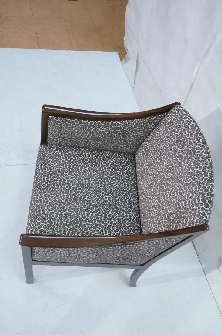 Danish Modern OLE WANSCHER Arm Lounge Chair. Slop - 6