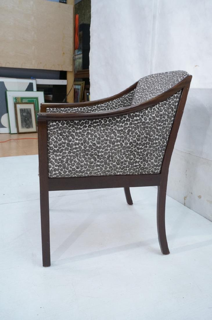 Danish Modern OLE WANSCHER Arm Lounge Chair. Slop - 7