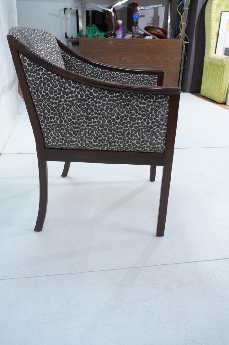 Danish Modern OLE WANSCHER Arm Lounge Chair. Slop - 8