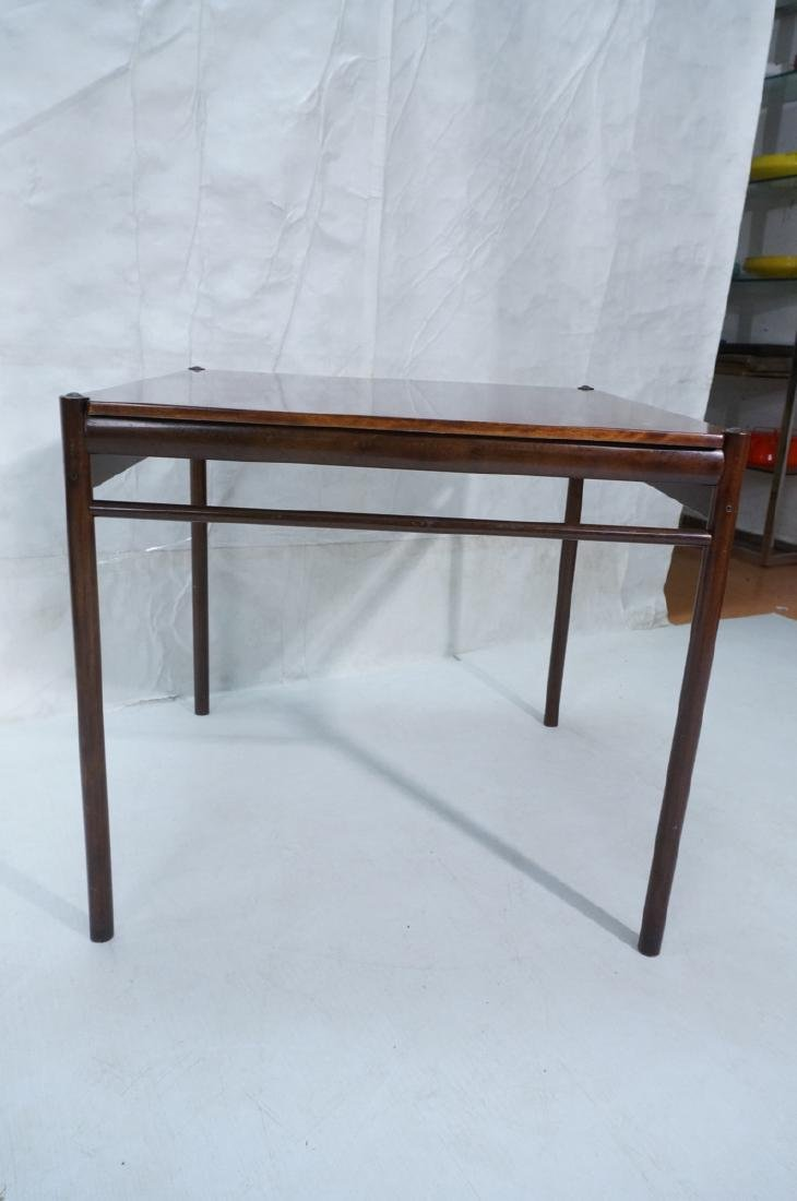 Danish Modern OLE WANSCHER Square Dining Table. W - 2