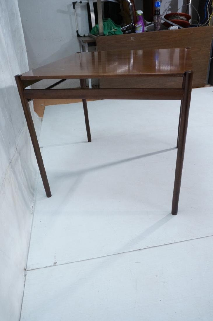 Danish Modern OLE WANSCHER Square Dining Table. W - 4