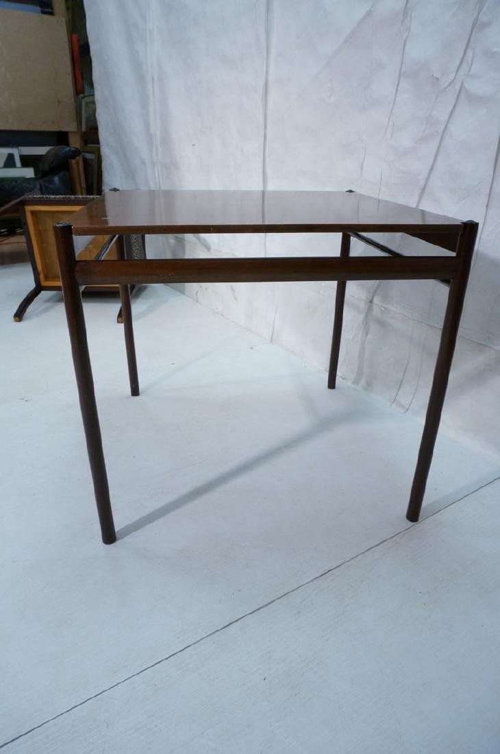Danish Modern OLE WANSCHER Square Dining Table. W - 5