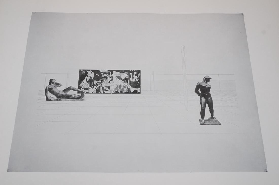 MIES VAN DER ROHE Book 'Drawing in the Collection - 5