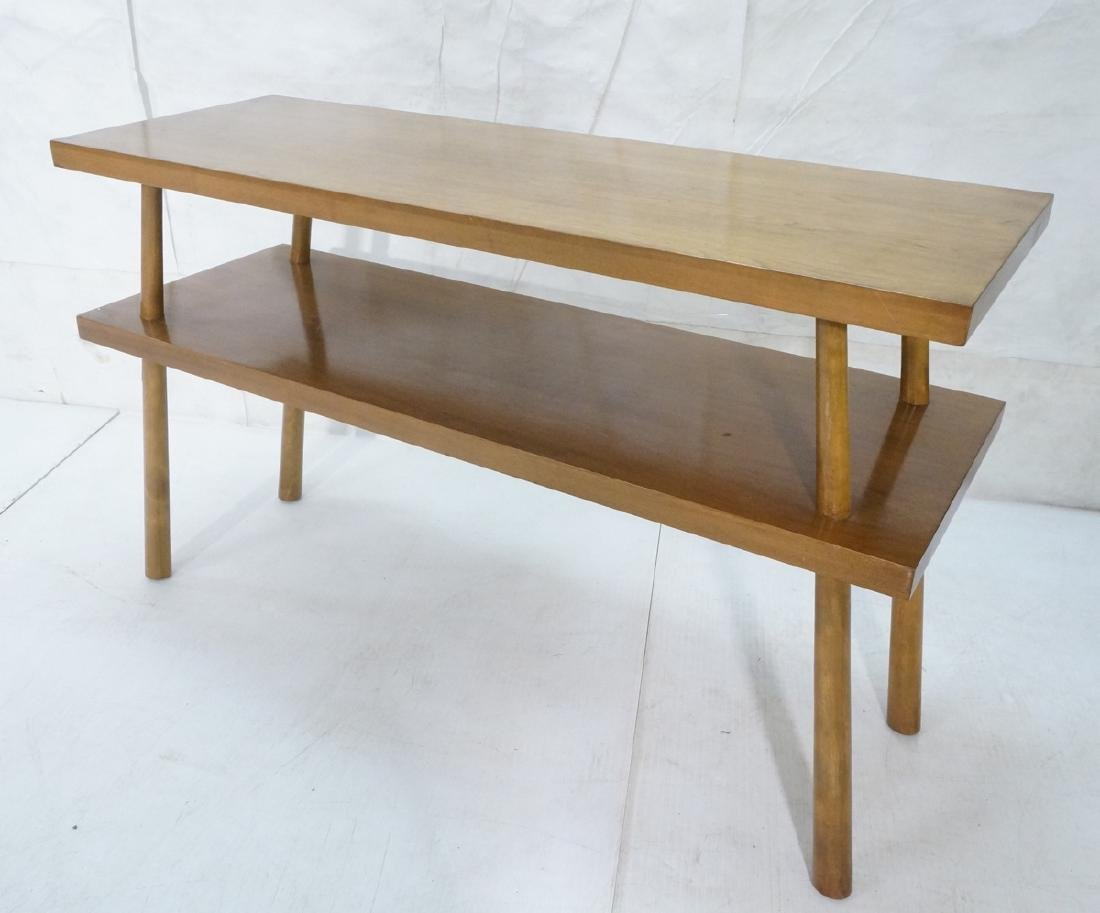 ROBSJOHN GIBBINGS for WIDDICOMB 2 Tier Hall Table