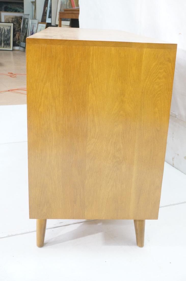 Jack Van Der Molen Oak Modern Credenza Sideboard. - 3