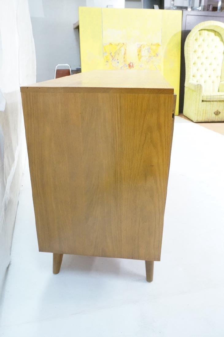 Jack Van Der Molen Oak Modern Credenza Sideboard. - 5