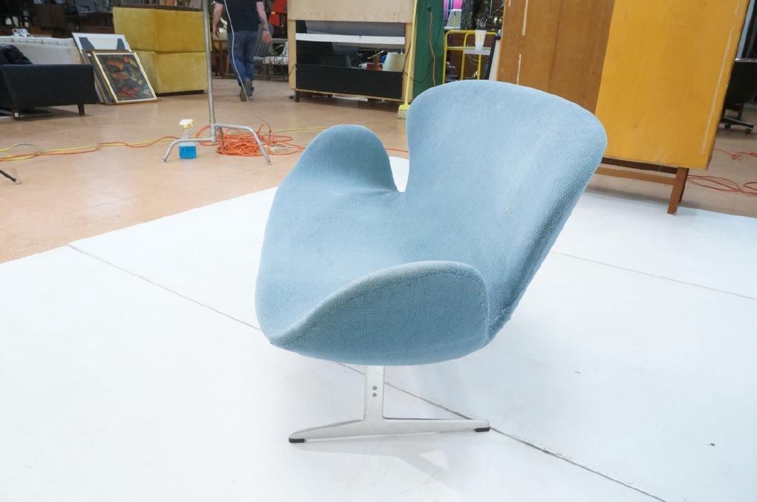 FRITZ HANSEN Swan Sofa Couch. Elegant Modernist f - 5
