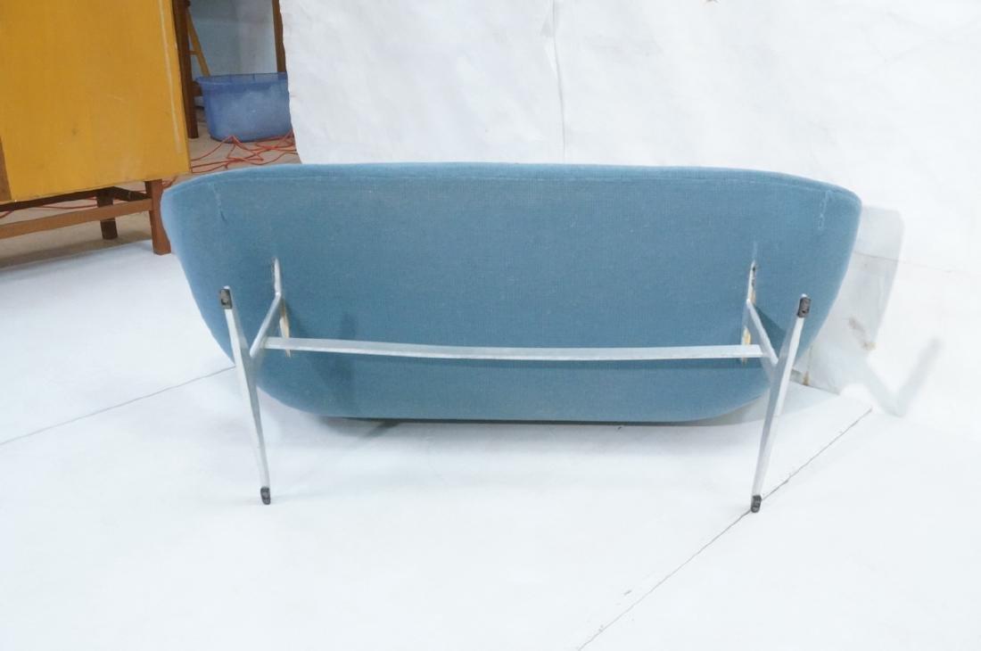 FRITZ HANSEN Swan Sofa Couch. Elegant Modernist f - 7