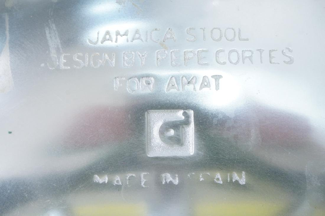 Pr JAMAICA Stools. PEPE CORTES for AMAT. Shaped a - 6