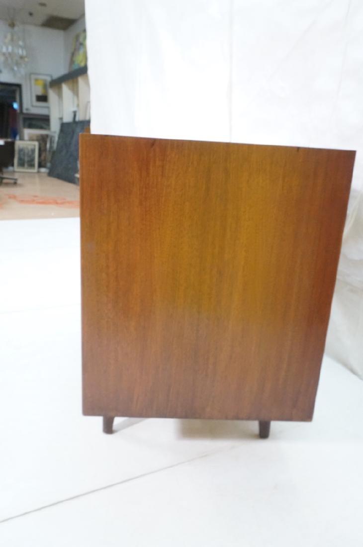 JENS RISOM Design Credenza Sideboard. Raised on l - 4