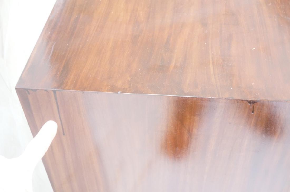 JENS RISOM Design Credenza Sideboard. Raised on l - 7