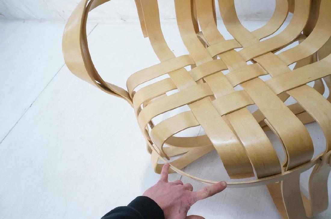 FRANK GEHRY Cross Check Chair. Modern KNOLL - 10