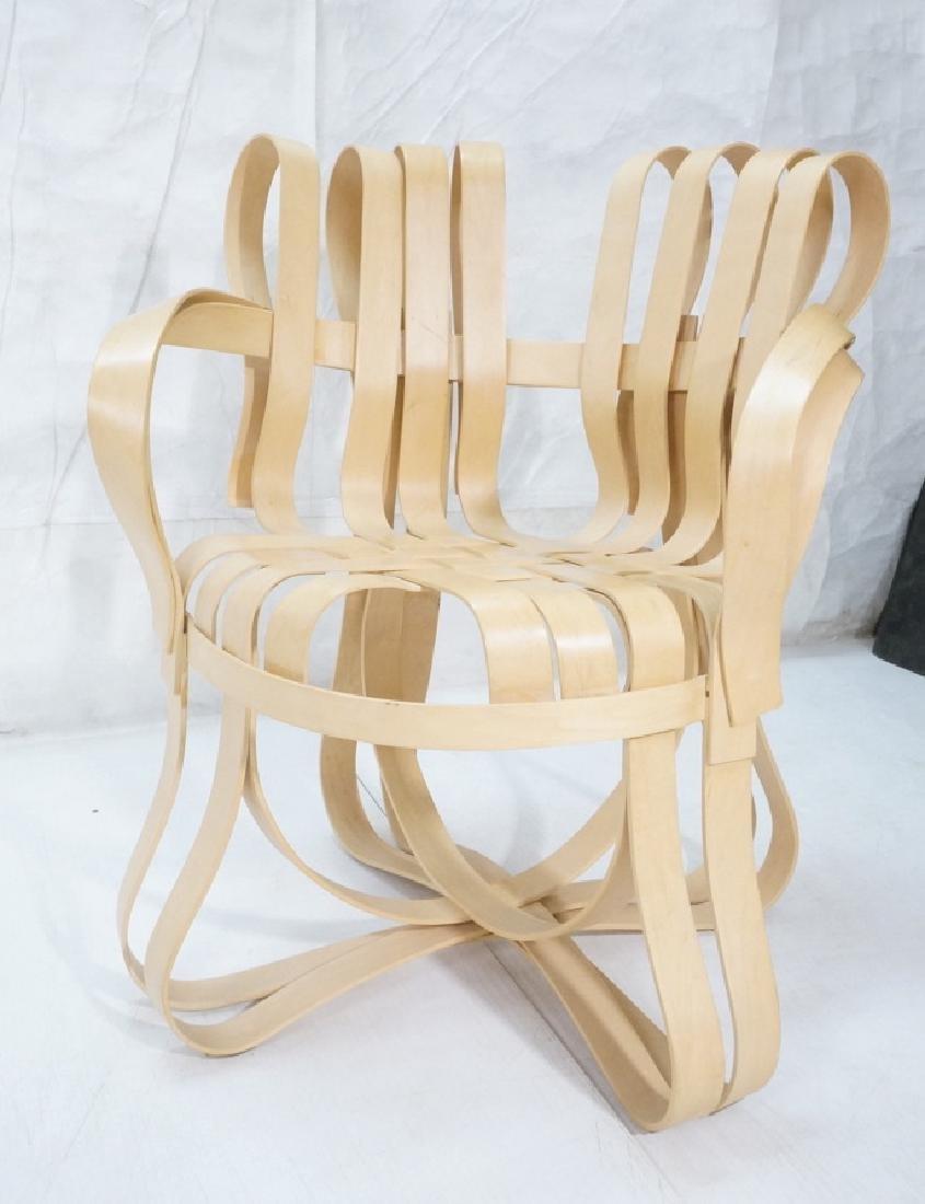 FRANK GEHRY Cross Check Chair. Modern KNOLL - 2