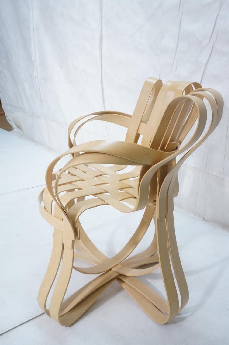 FRANK GEHRY Cross Check Chair. Modern KNOLL - 3